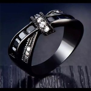 Onyx Gorgeous Ring